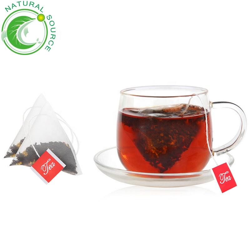 High Quality Blending Sweet-scented Osmanthus Black Tea In Pyramid Tea Bag For Sale - 4uTea   4uTea.com