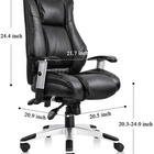 USA STOCK ON SALE High quality Low Price Executive leather Chair office chair for home and office