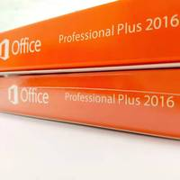 Computer software original Microsoft Office 2016 Pro Plus FPP Key Online download activation key code
