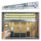 Commercial Sensor Glass Closer Automatic Electric Sliding Door Opener