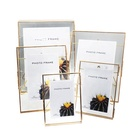 Photo Photo Frame PF-1066 Wholesale Wedding Glass Picture Photo Frame