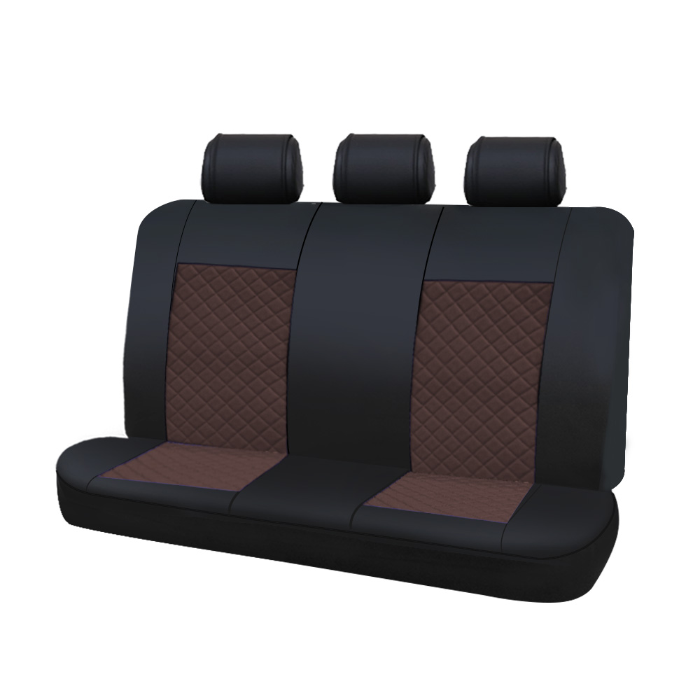 ROWNFUR Automobiles Advanced design Interior Accessories superior waterproof skid-proof new luxury  leather car seat cover