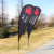 Custom Sports Event Display Outdoor Wind Advertising Promotion Flag