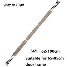 Горизонтальные бруски для дверей 85-200 кг, стальные, регулируемые, для дома, для спортзала, тренировки подбородка, пуш-ап, тренировочная панел...(China)