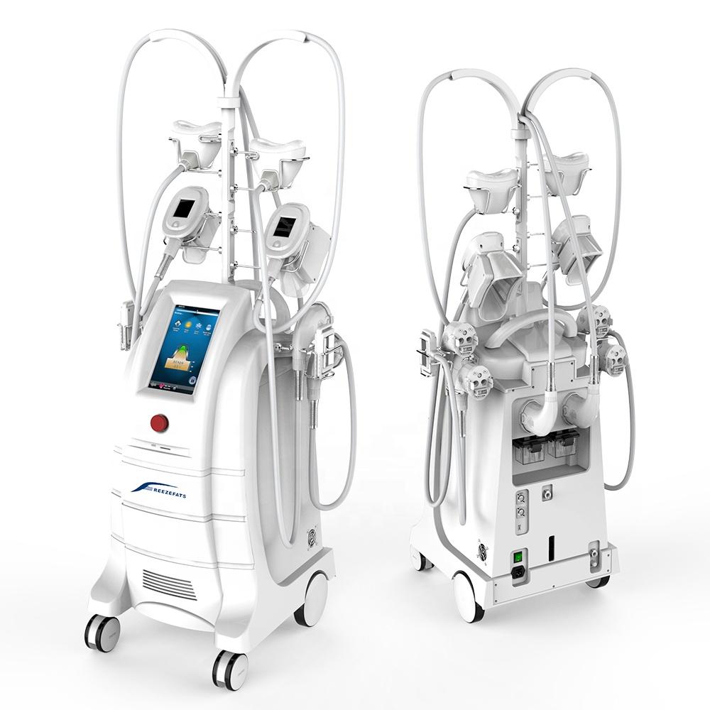 Doris Aesthetics cooling fat reduction weight loss machine ETG50-5S