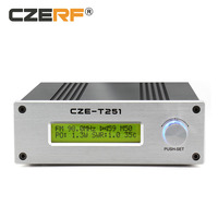 25w Wireless Radio Station FM Broadcasting Transmitter