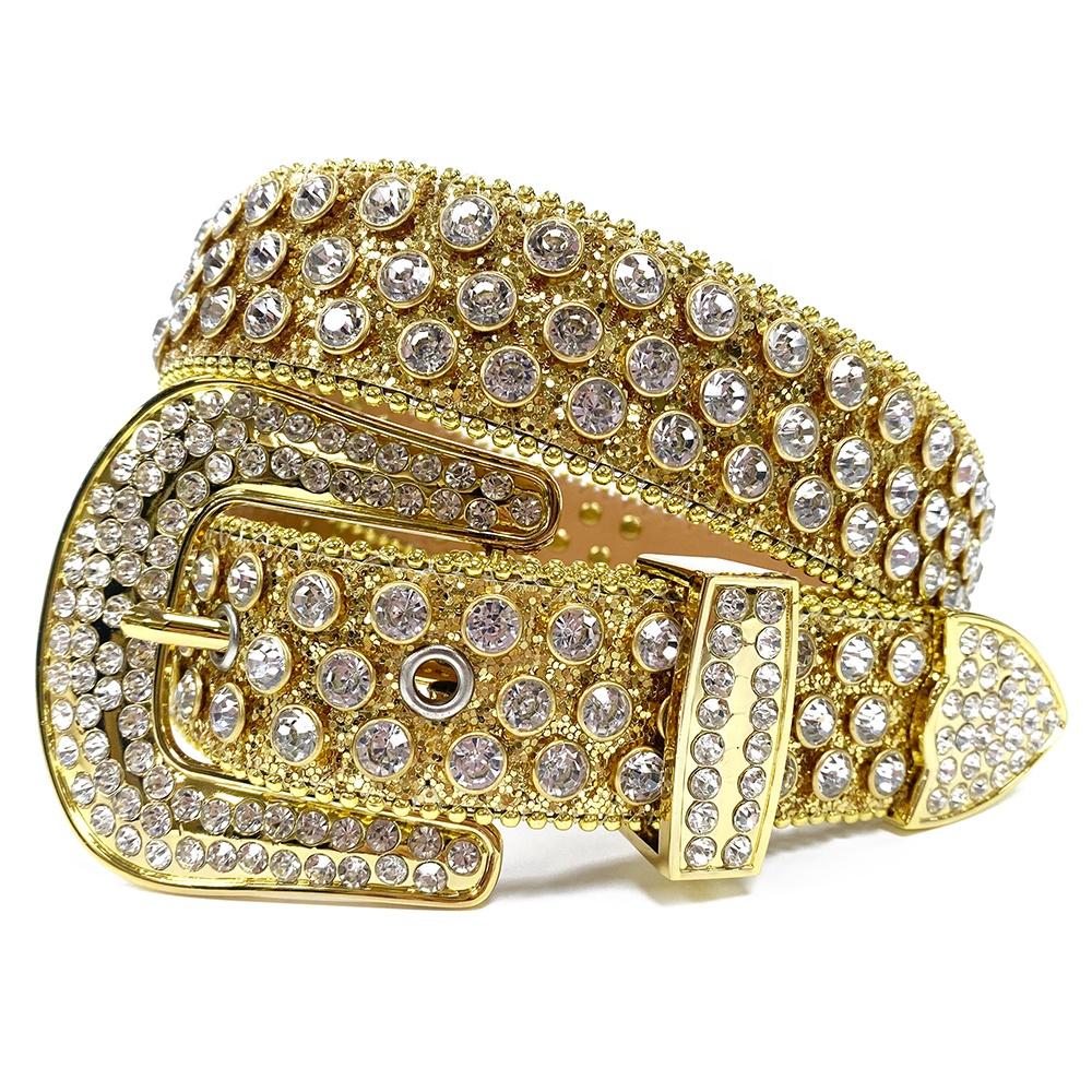 diamond tudded men belts,1 Piece