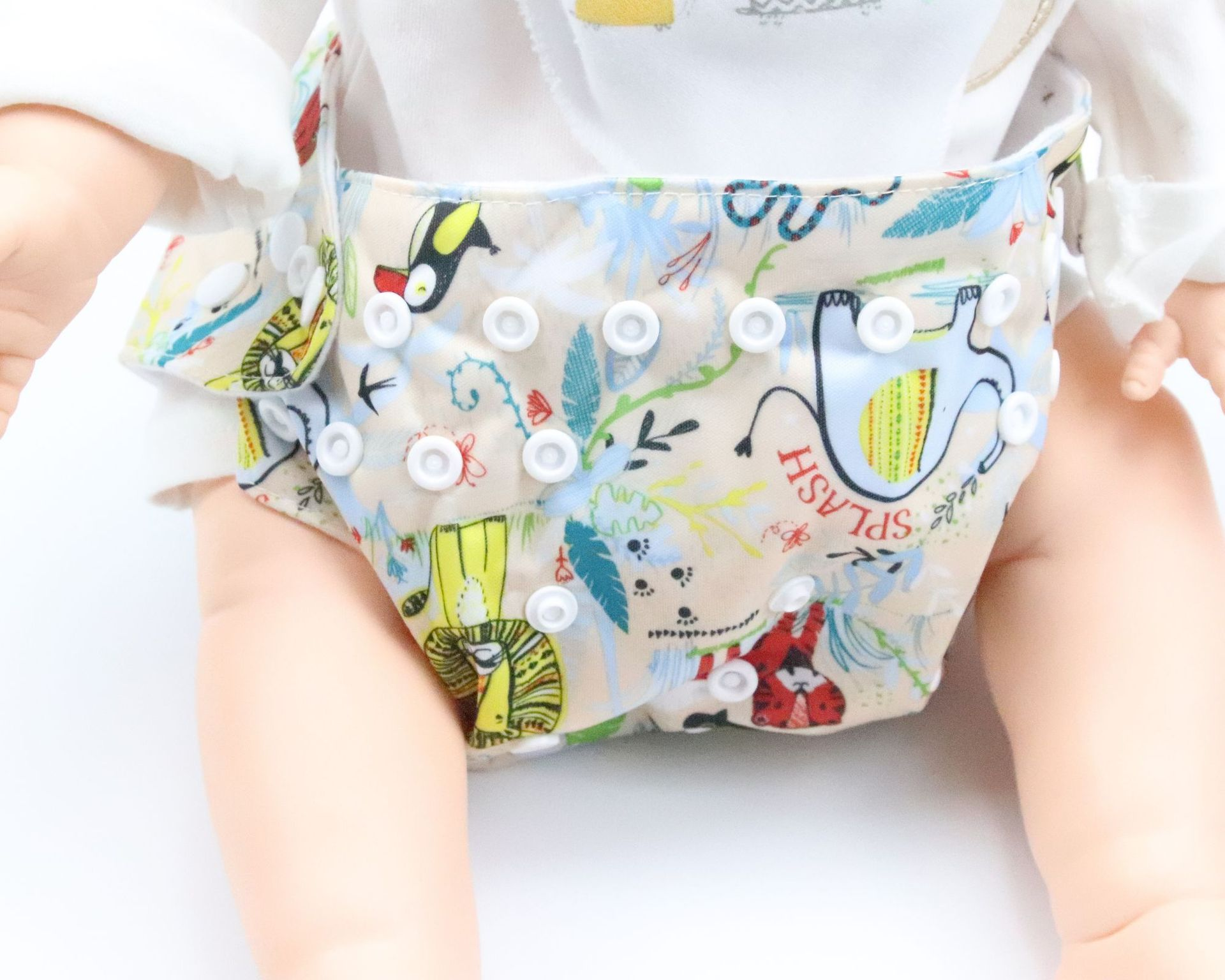 wholesale hot sale reusable  baby  cloth diaper washable  urine diapers