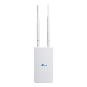 Sailsky 300Mbps High power wifi coverage outdoor Wireless AP base station wi-fi Ethernet Access Point Wifi Bridge router antenna