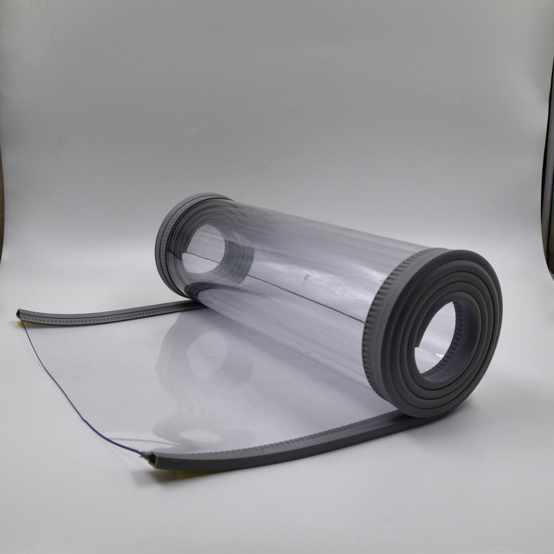 Cortina de tiras de pvc/pvc tira sistema de suspensão
