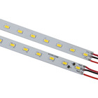 Led Rigid Light Bar Led 12v Led Strip 12V/24V SMD5730 72/96/120LED/M LED Strip Rigid Light Bar For Light Box
