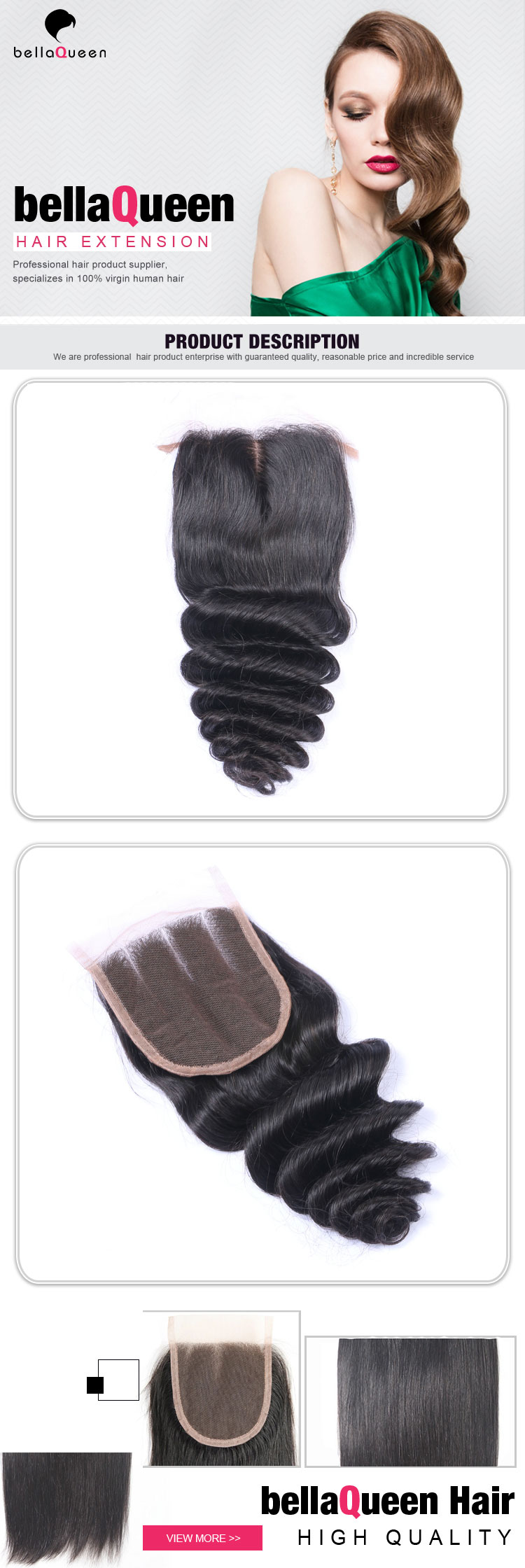 Malaysian virgin hair vendor loose wave bundles with frontal cuticle aligned malaysian hair