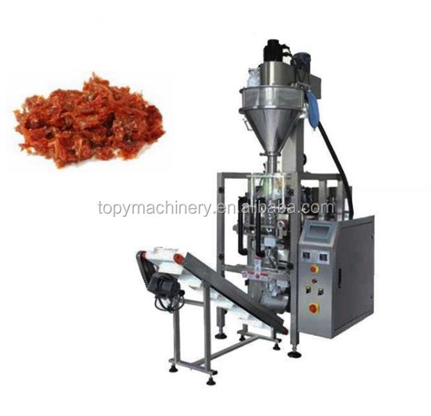 Automatic Peanut Butter Horseradish Molasses Tobacco Packing Machine