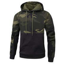 Hot selling winter warm <span class=keywords><strong>camo</strong></span> kleur blok <span class=keywords><strong>hoodies</strong></span> sweatshirts casual private label trui <span class=keywords><strong>hoodies</strong></span>