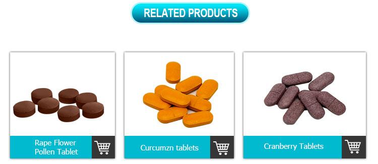 OEM Multivitaminpräparat Tablet Hautpflege Maniküre Haar Pflege