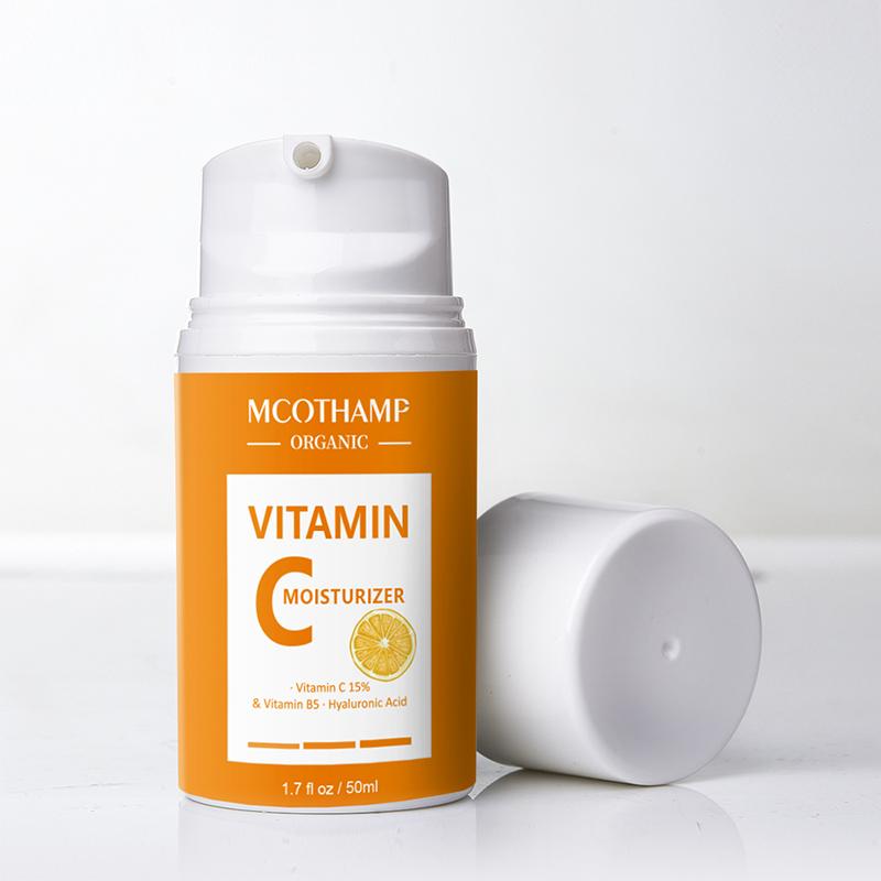 Mặt Kem Vitamin C Và Axit Ferulic Dr Rashel Tiên Tiến Lâm Sàng Vitamin C Kem Dưỡng Ẩm Kem