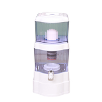 28L home creamic mineral tap water purifier filter for house use alkaline water