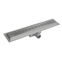 aootan Model H linear shower Bathroom Stainless Steel Floor Drains
