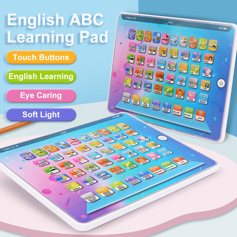 Funny Farm Ypad Touch Tablet Kid Laptop Learning Machine Computer Toy