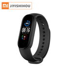Global Version Xiaomi Mi Band 5 Smart Watch Magnetic Charge Bluetooth5.0 Heart Rate Sleep 5ATM Waterproof Mi Smart Band 5
