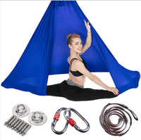 Anti-gravity Suspension Yoga Swing, aerial yoga hammock kit