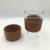 Wholesale Heat Insulation Cork Cup Cover Non-slip Cork Cup Sleeve Cork Cup Holders