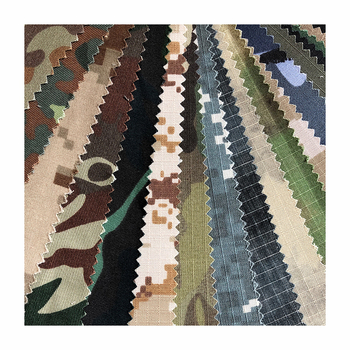 Polyester Cotton Print Multicam Camo Fabric Manufacturer