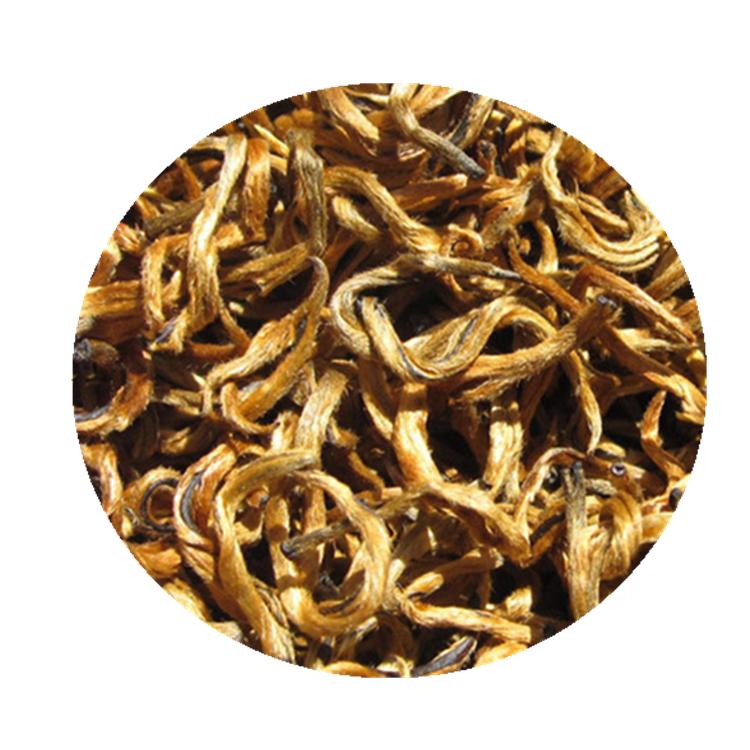 Top grade yunnan dianhong golden bud loose leaf black tea - 4uTea | 4uTea.com