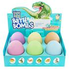 Hatching Dinosaur Egg Bathbomb with Surprise Toy Inside Bath Bomb for Kids