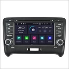 Newnavi 7 inch touch screen Media player Android 10.0 built in 3G/WIFI support MP5 Car DVD Player for AUDI TT 2006-2014