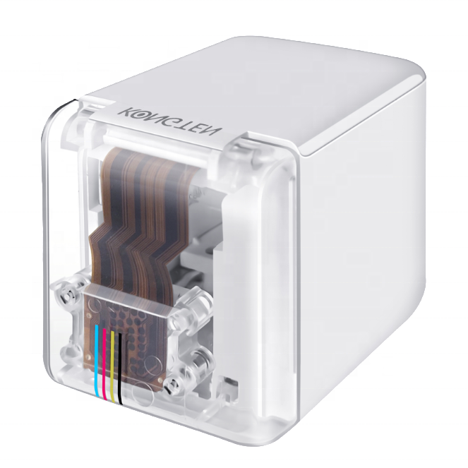 Mbrush <strong>printer</strong> PrinCube-The World's Smallest Mobile Color <strong>Printer</strong>