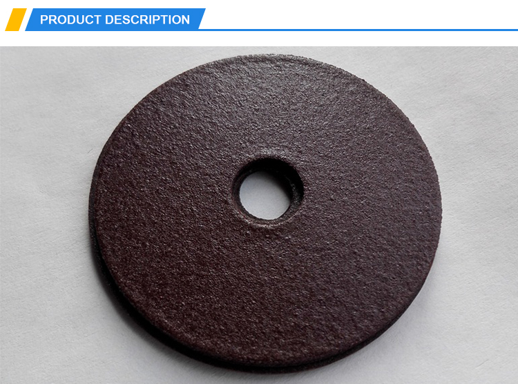 Small mpa steel metal abrasive mini cutting wheel for stainless steel