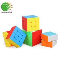 Shengshou legend 2x2 3x3 4x4 5x5 speed cubeplastic magic cube puzzle educational toys