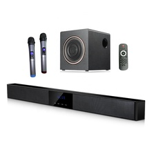 Computer Geluid Bar Systeem DJ Speaker Sound Bluetooth USB 2.<span class=keywords><strong>1</strong></span> China Speaker Fabrikant Voor TV