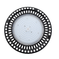 Warehouse Factory 200W 150W 100W UFO led high bay industrial light fixtures