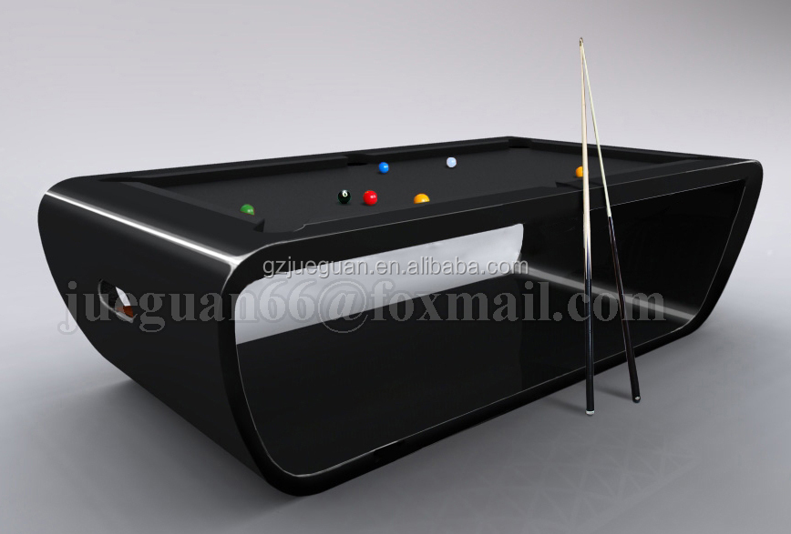 Modern 7ft slate bed 8 pool billard table with ball return system
