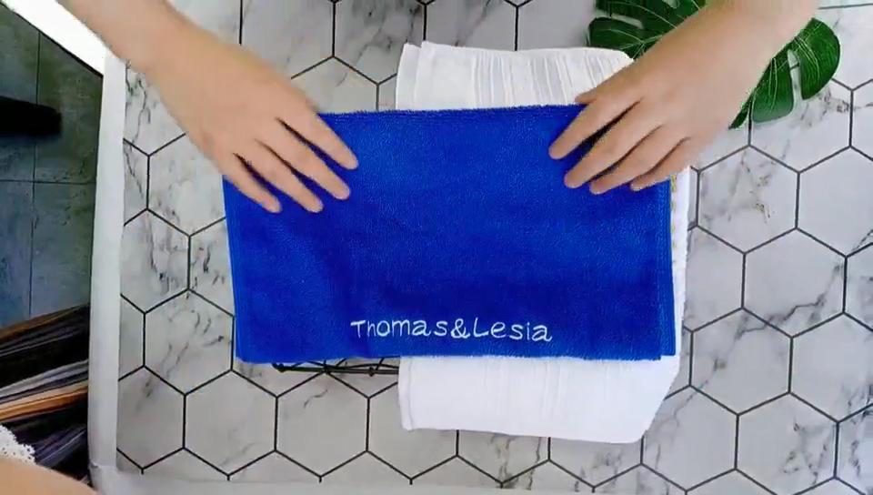 Fornecedor de Mão de Luxo Personalizado Barato Por Atacado Costume Egípcio 70x140 centímetros Branco Liso Conjunto Hotel de Banho 100% Algodão Terry toalha
