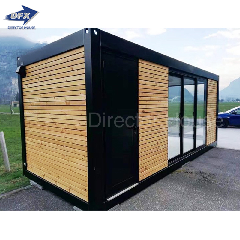 New Zealand Australia Low Cost Living Bedroom Toilet Kitchen 40ft 20ft Custom Luxury Prefab Shipping Container House For Sale