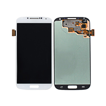 for samsung galaxy s4 mini lcd touch screen color in black