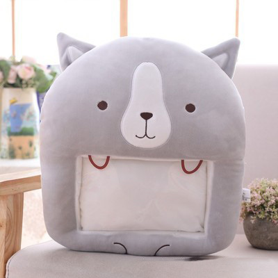 full clear plastic cushion covers Play with your phone