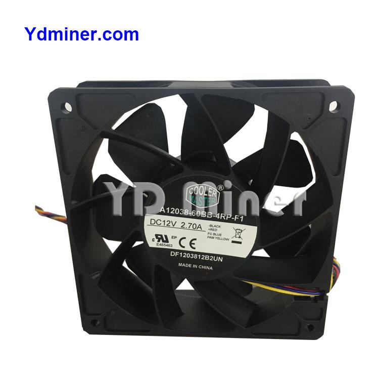 High Quality 120mm high speed miner fan  bitcoin fan in stock