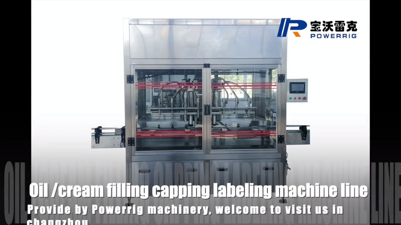 Automatic liquid soap bottle detergent shampoo filling capping machine production line