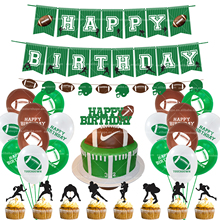 Easternhope Calcio Compleanno <span class=keywords><strong>Decorazioni</strong></span> Del <span class=keywords><strong>Partito</strong></span> Includono Banner Tovaglie Toppers Cupcake Palloncini Tema di Calcio Del <span class=keywords><strong>Partito</strong></span>