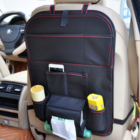 multi function storage bag table auto back seat interior accessories car organizers