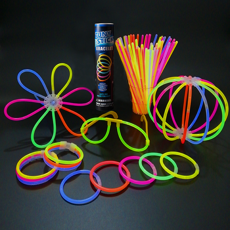 Hot selling China Yiwu fabrikant bruiloft verjaardag decoratie event bulk party pack glow stick