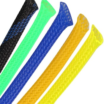 High Temperature Resistant Flexible Antiwear Wire Insulation Sleeves For Wiring  Harness Covers - Buy Wire Insulation Sleeves,Plastic Wire Sleeve,Electrical  Wire Sleeve Product on Alibaba.com