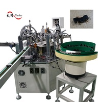Factory Price 2-Pin Electric Plug Assembly Machine
