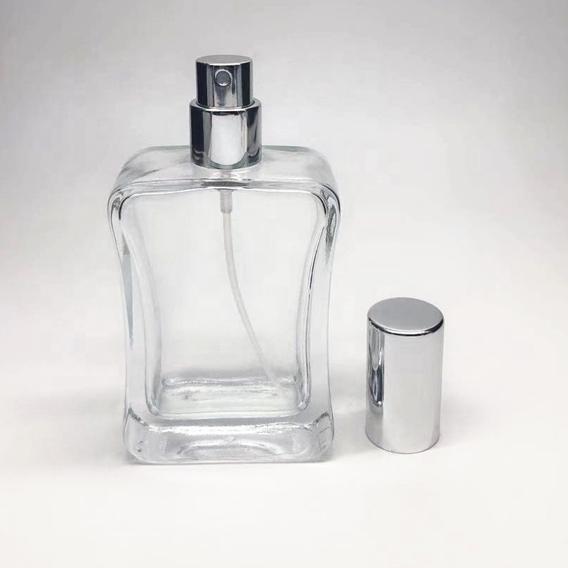 <strong>Empty</strong> 50ml Luxury crimp neck <strong>perfume</strong> glass <strong>bottle</strong> for <strong>perfume</strong> <strong>bottle</strong>