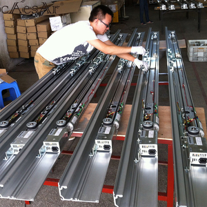 EN16005 DIN18650 standard factory price retail wholesale ES200 automatic doors with short delivery time