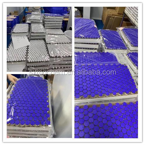 Producción profesional y de la hormona de crecimiento Hgh 191aa 10iu/vial 100iu/caja reenvío y aceptar paypal